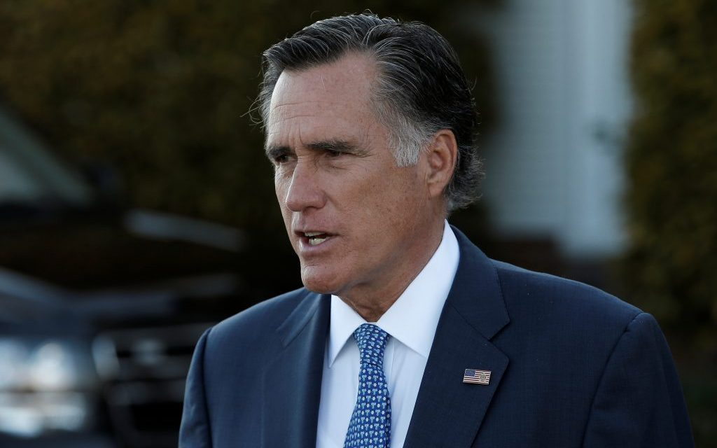 Mitt Romney Lies a Lot for a Politician
