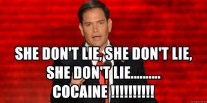 Marco Rubio's Miami Vice Problem