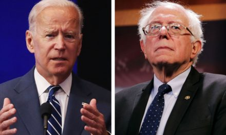 It's Great News That Joe and Bernie are Making Nice