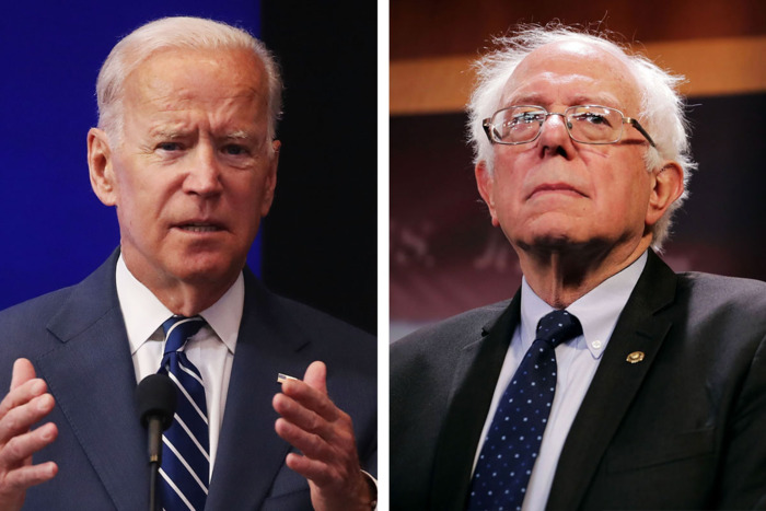 Biden and Sanders are Beating Trump in Texas
