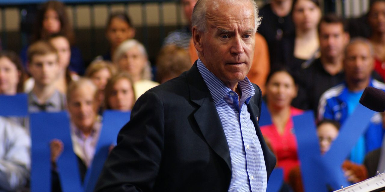 Joe Biden Announces His Campaign By Attacking Trump's Dangerous Racism