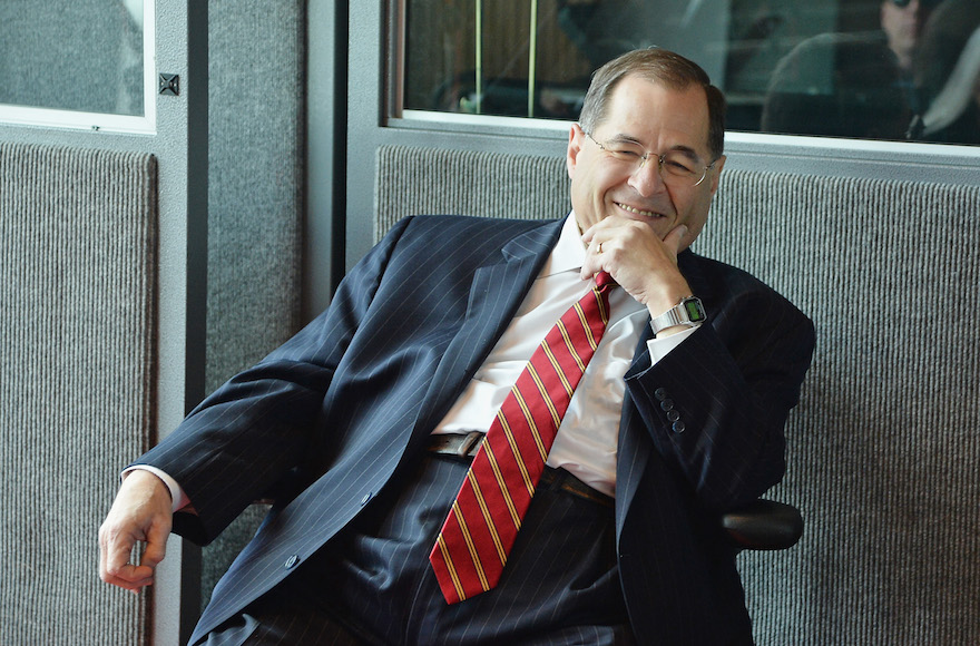"Nadler Makes a Baby Step to ""Impeach the Motherfu*ker"""