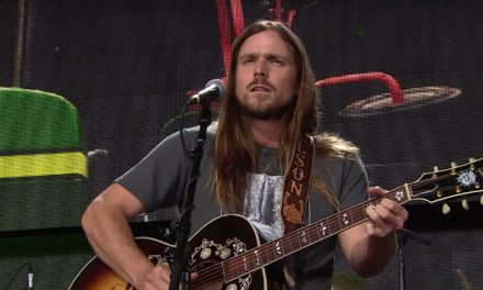 "A Little Music: Lukas Nelson, ""Turn Off the News"""