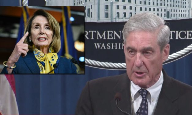 """Mueller to Pelosi and Congress: """"Do I Have to Slap You Upside the Head?"""""""