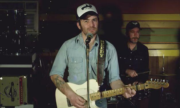 "Watch: Workingman Country Singer Pat Reedy Performs ""True Blue"""