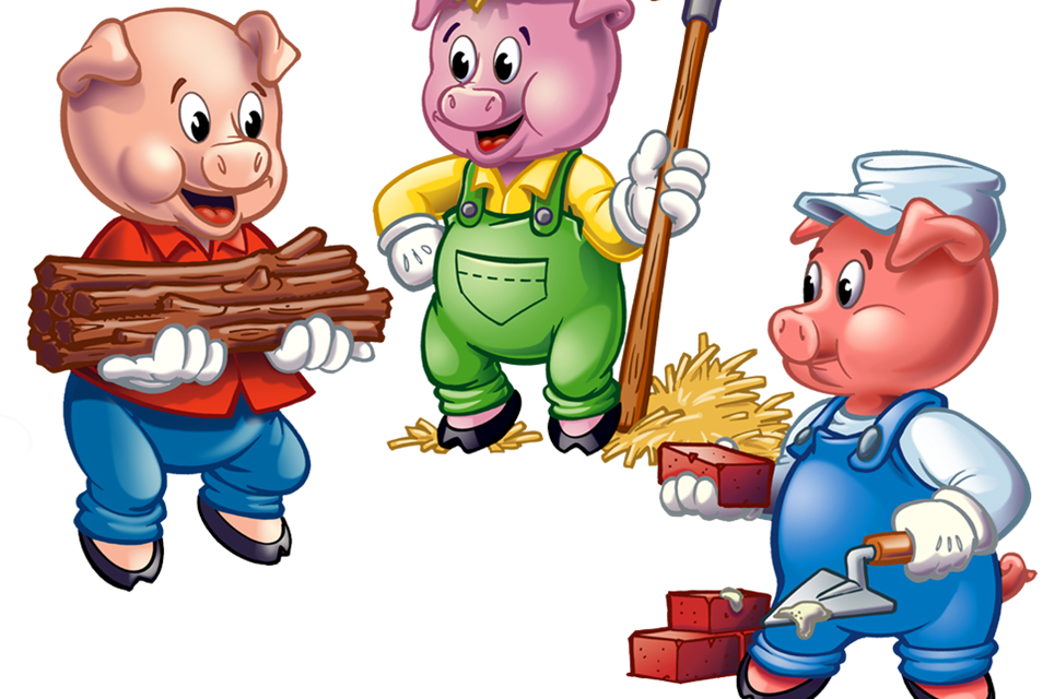 How The Three Little Pigs Can Shape Your Life