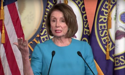 Pelosi Capitulates on Border Funding After Being Put in a Vise