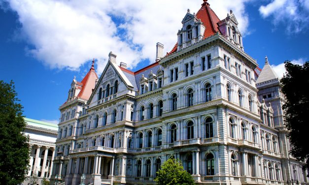 New York State Is Looking to Help Congress Do Oversight on Trump