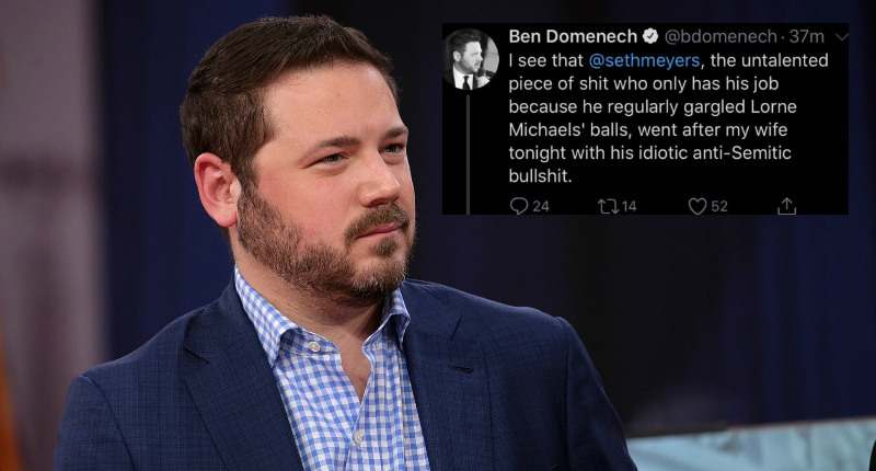 Meghan McCain and Ben Demonech Illustrate What's Wrong With Conservatism Today