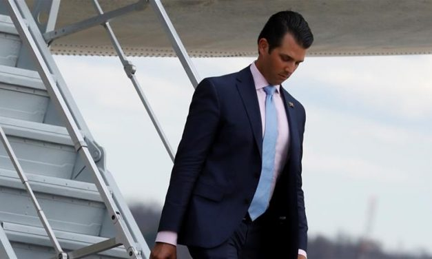 No, Trump Didn't Admit His Son Told Him About the Trump Tower Meeting