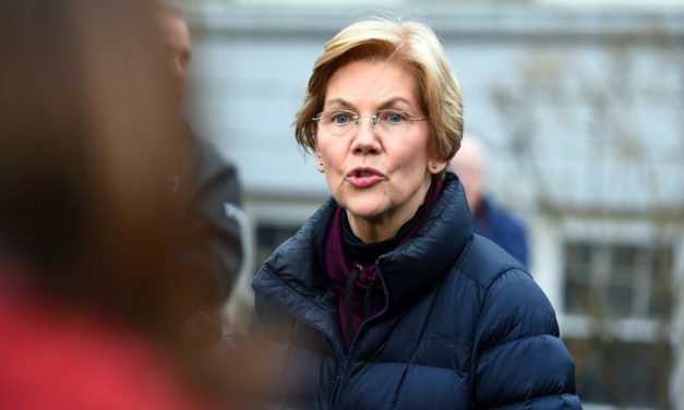 Elizabeth Warren Just Brass-Knuckled Bernie Sanders