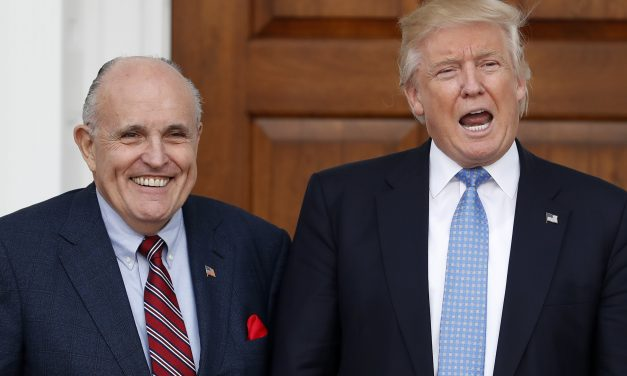 Giuliani Scandal The Biggest I've Ever Seen