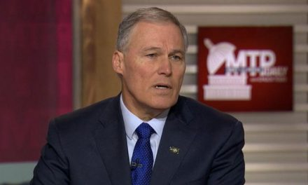 Jay Inslee Isn't Going to Let Anyone Else Be the Climate Change Candidate