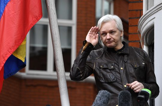 Will Conservatives Race to Julian Assange's Defense?