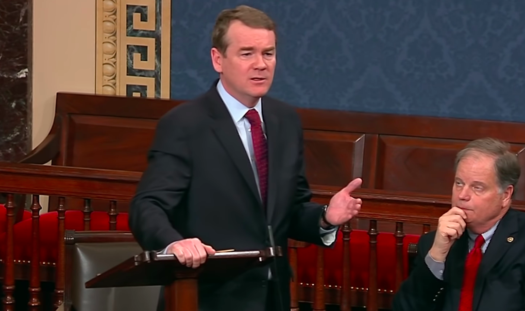 Michael Bennet Joins an Already-Crowded Presidential Race