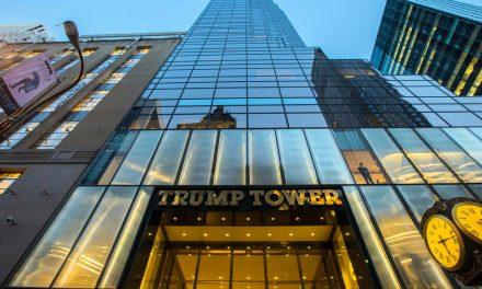 As Trump Tower Struggles, the President Rents Himself Office Space