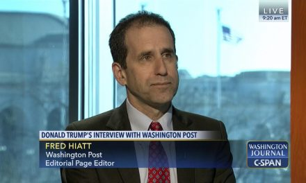 The Washington Post's Fred Hiatt is All Wrong About Impeachment