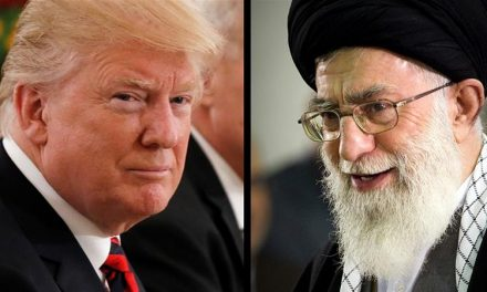 Trump is All that Stands Between a War with Iran