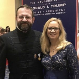 Sebastian Gorka's Wife To Be New Spokesperson for Our Border Policies