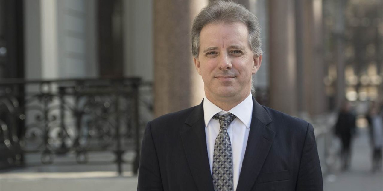 DOJ's Inspector General Report on Russia Delayed as Steele Found