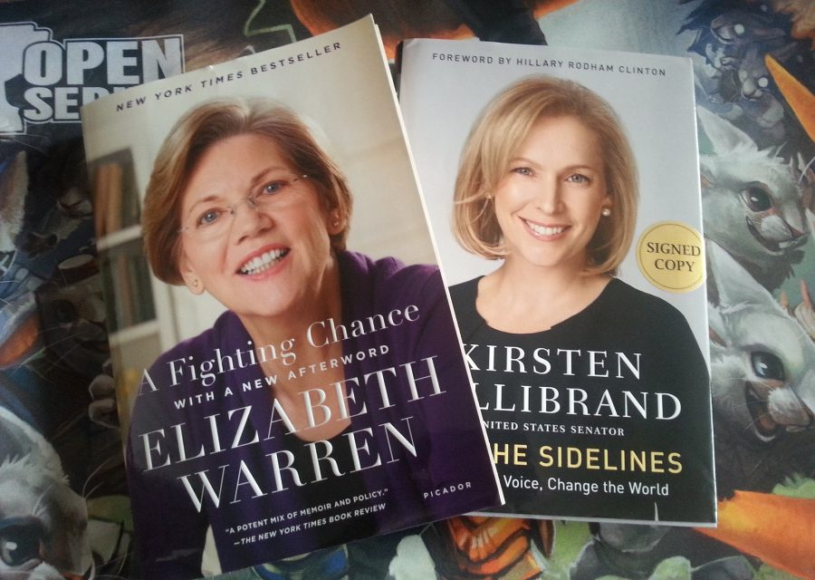 Why is Warren Surging While Gillibrand Tanks?