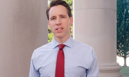 Josh Hawley Sounds Like a Progressive Except for the Racism