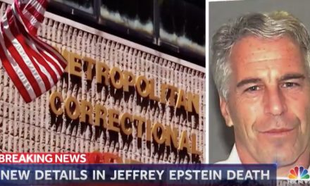 More Details on Jeffrey Epstein's Suicide