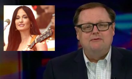Fox News' Todd Starnes Makes Veiled Threat to Popular Country Star Kacey Musgraves