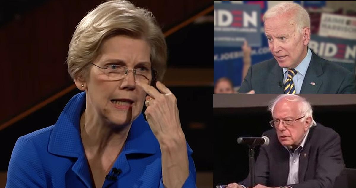 It's Not a Two-Way Race Between Biden and Warren, Yet