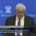 Wanker of the Day: Newt Gingrich