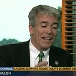 Tea Party Scoundrel Joe Walsh Announces Challenge to Trump