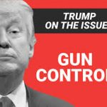 Trump's Reelection Strategy Does Not Include Gun Control