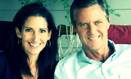 Jerry Falwell Jr. Sends Pictures Of His Half-Naked Wife To His Buddies: Report