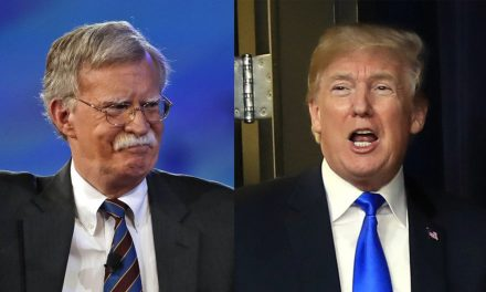 John Bolton is Bad at Revenge