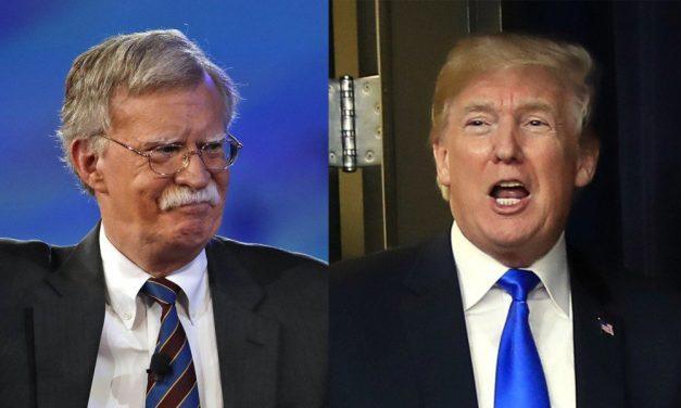 John Bolton is Bad at Revenge