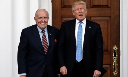 It Looks Like Giuliani Took Russian Money