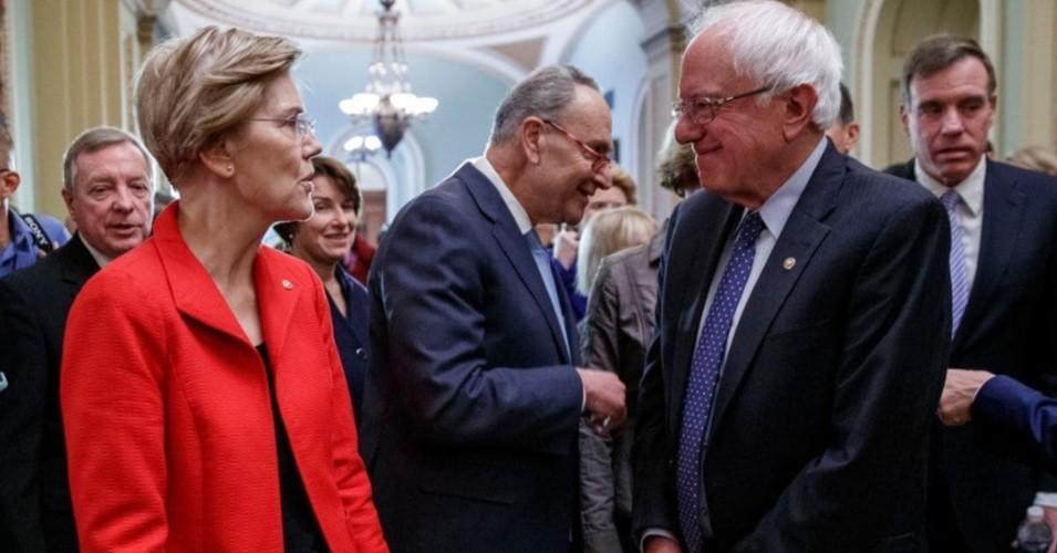 Are You Tired of the Warren vs. Sanders Wankfest?