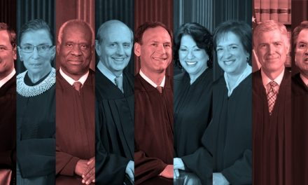 The SCOTUS Will Upend the Electorate