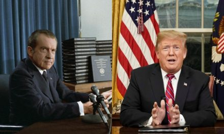 Are Richard Nixon and Donald Trump the Same Person?