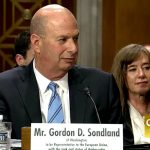 So, What is Lyin' Gordon Sondland Gonna Do?