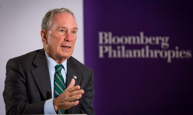 Bloomberg Promised to Help Defeat Trump But Then Came COVID-19
