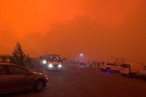 Wildfire Armageddon Down Under