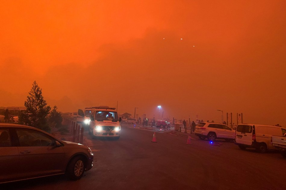 Wildfire Armageddon Down Under