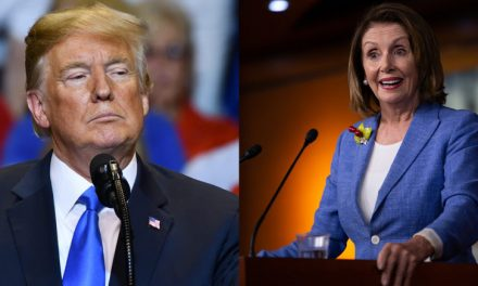Trump Doesn't Know What Pelosi is Doing to Him