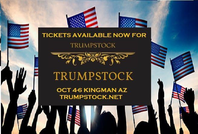 Where Were You During Trumpstock?