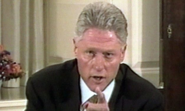 The Clinton Impeachment Was a Lot Different
