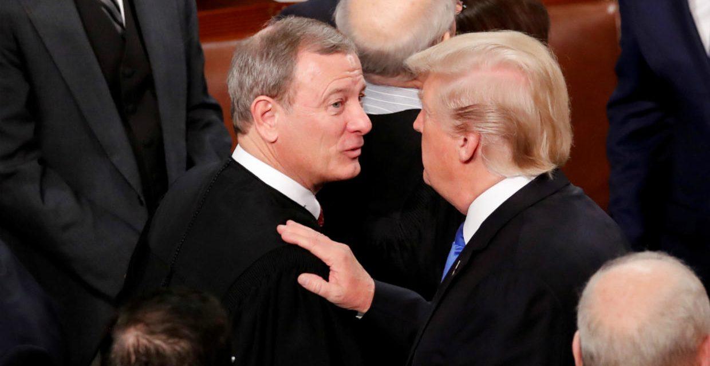 Can John Roberts Break Ties in the Impeachment Trial?