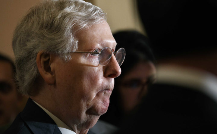 McConnell Loses Every Round and Still Wins on the Scorecard