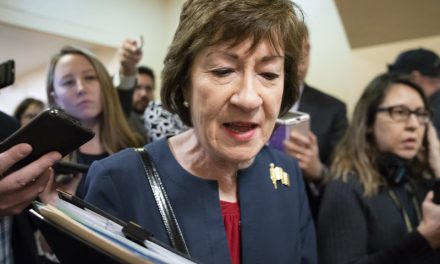 Susan Collins Sounds Like a McConnell Spoiler