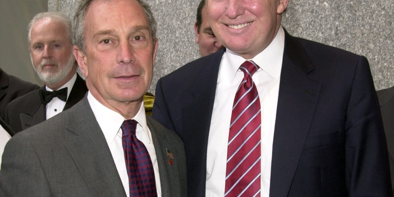 The Arrogance of Michael Bloomberg